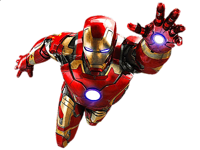 H Μυθική Πανοπλία του Iron Man