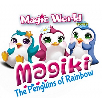 Magiki The Penguins of Rainbow