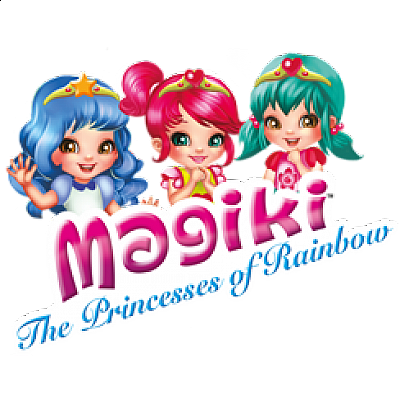 Magiki the Princesses of Rainbow